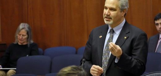 "Alaska State Sen. Pete Kelly is against increased access to contraceptives because birth control is only for women ""who don't want to act responsibly."" (Photo credit: Google Inages)"