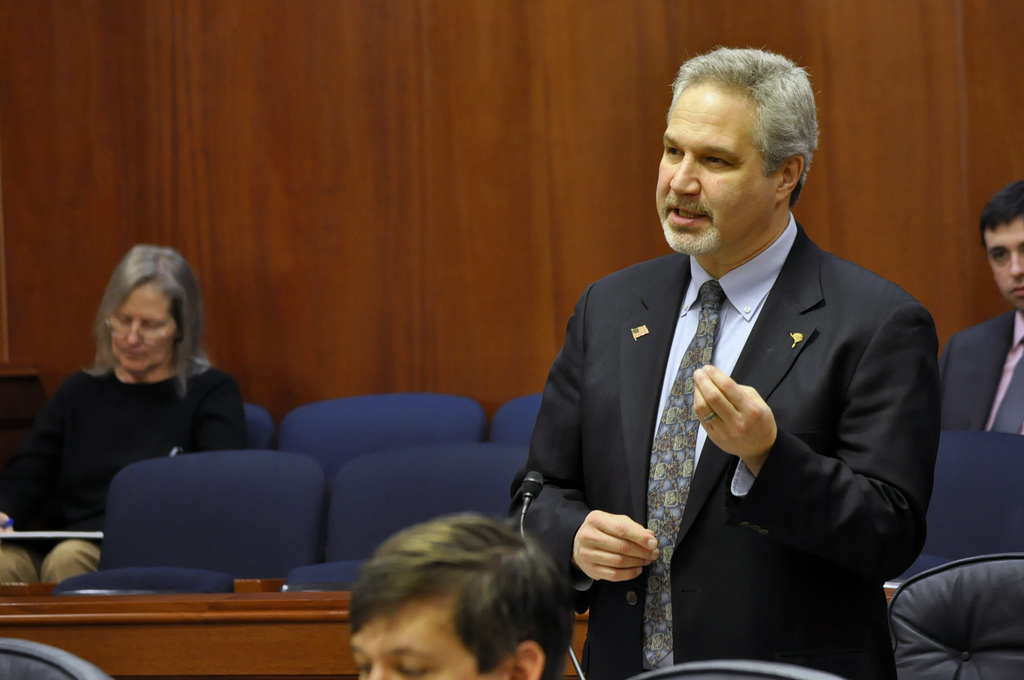 """Alaska State Sen. Pete Kelly is against increased access to contraceptives because birth control is only for women """"who don't want to act responsibly."""" (Photo credit: Google Inages)"""